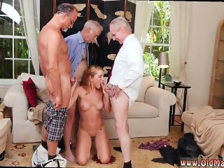 Naomi russell fucks old guy and japanese