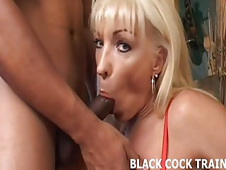 I need a really big black cock in my tight tranny ass
