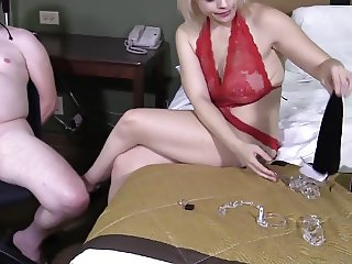 Locking Your Cock In The Vice Chastity