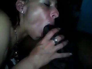 Wife loves suck a BBC