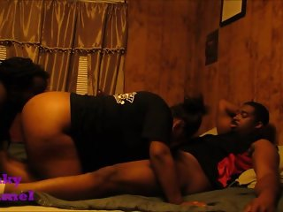 Ebony Cuckold Preview