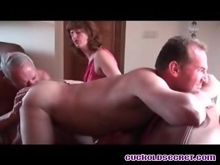 Cuckold Secrets of Sissy selling out his wife to BBC studs