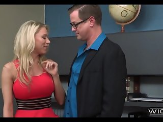 Getting Hot Pussy at the Office