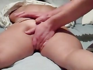 Massage the wife ass part 3