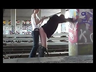 PUBLIC PEGGING UNDER THE BRIDGE