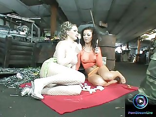Dorothy Black, Mandy Jones and others getting horny