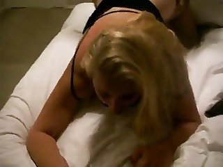slut wife susie ball-gagged and anal fucked