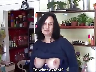 Big Tits Mature Money Sex Flowers Shop
