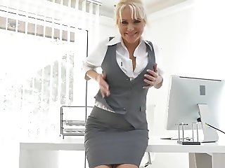 Kathy.A - Office milf