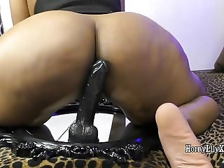Big Ass Indian Teen Horny Lily Getting Spanked