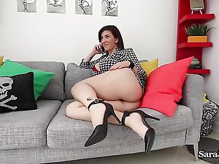 Big Titty Milf Sara Jay Fucks BBC after Husband Leaves!