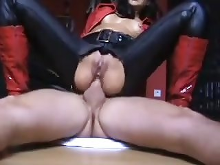 Hot Mature Wife making Anal sex with husband.
