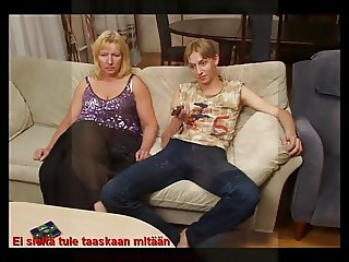 Slideshow: Mom Kira with Finnish Captions