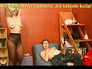 Slideshow with Finnish Captions: Natalie