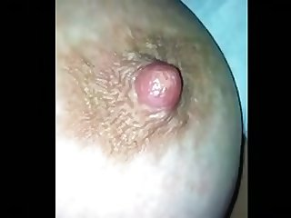 Nipples growing hard compilation