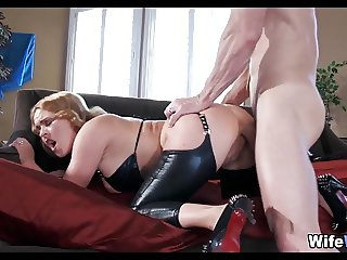 Crazy Leather Wife