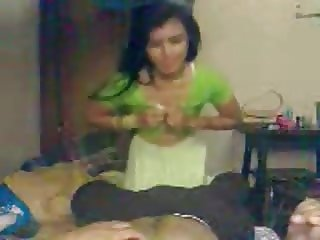 My hot Indian Wife Sucking My dick very nicely