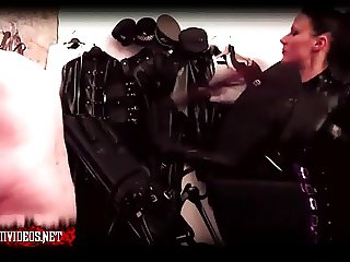 Mistress Krush - Flogging part 1