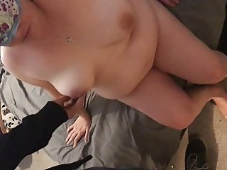 Blindfolded wife part 2