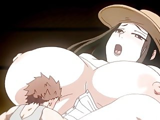 Anime Giantess Huge Tits