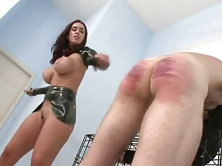 Mistress Megan - The Punishment of Slave