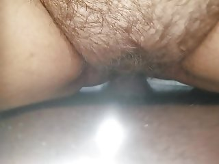 Hairy Squirting BBW Sidepiece