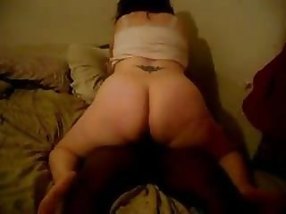 Chubby loves to ride bbc