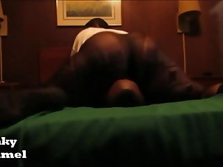 Rough Ebony Face Fucking Preview
