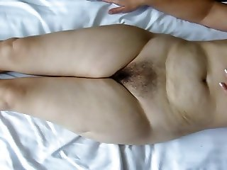 Hairy milfs big butts captures the son's friend