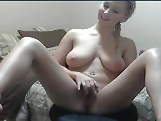 Homemade Young Busty Blonde Masturbate FREEGIRLCAM.TK