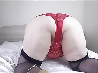 Huge tits and arse