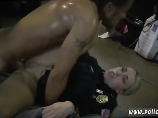 Threesome blowjobs licking cum Chop Shop
