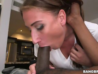Skyler Luv Drilled By A BBC
