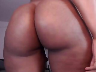 Gorgeous Ebony Latina Hot Body
