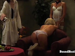 Disappeared On Arrival: Bare Ass Whipping