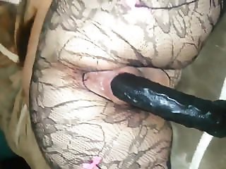 BBW wife getting stuffed till she squirts