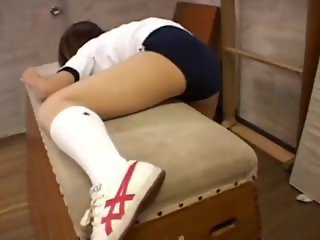 japanese girl humping masturbation 11