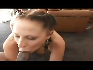 Girl Gets Destroyed In A Threesome W BBCs