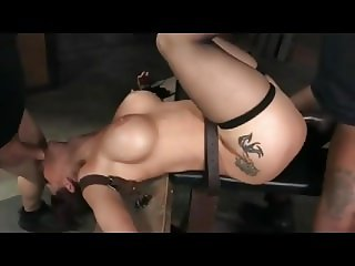 Milf Slave Fucked In Every Hole by BBC - CrazyBitch71