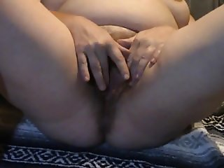 Wife Playing With Pussy 1