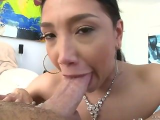Vicki Chase Lives To Suck Cock