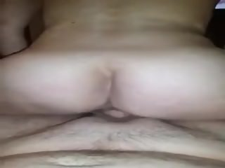 Slut wife riding and sucking cock