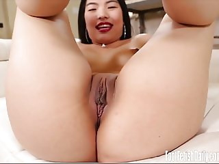 Nari Park Asian Foot Fetish