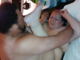 Dumb Whore Cunt gets fucked by my future replacement