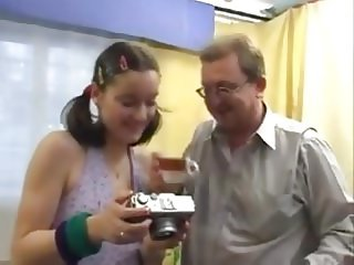 perrvy old man and teen 18