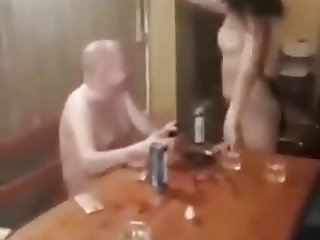 Armenian Prostitute in the sauna