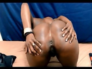 16th HARD version of Bootiliscious Ebony-African Web Models