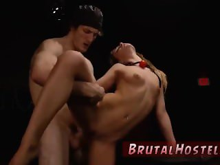 Bondage gangbang facial Two young sluts,