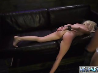 Blonde double blowjob first time Helpless