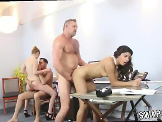 Teen convinces boss xxx training Bring Your